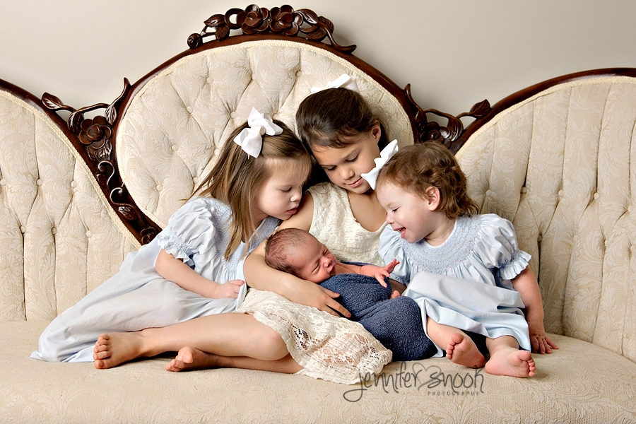 Peachtree City, GA newborn photographer